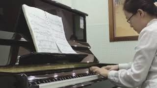 Chopin Etudes Revolutionary, Winter Wind, op 10 no 5