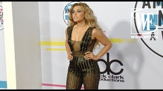 Церемония American Music Awards 2017 в Лос-Анджелесе