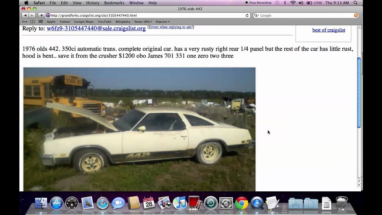 Grand Forks Nd Craigslist Cars