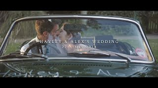 D.G Pictures: Hayley & Alex's Wedding at Marleybrook House - Cinematic Short Film Feature Plus