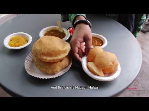 Breakfast Walk through Old Delhi