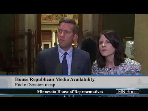 House Republican Media Availability  5/20/18