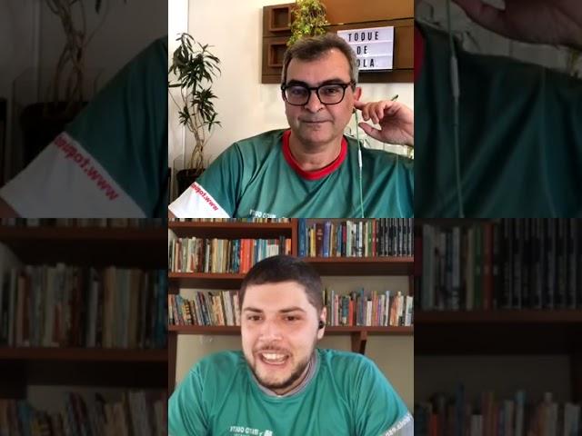 Live - Editorial e entrevista
