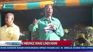 Tz News :MAKUBWA MBUNGE AMKIMBIA BOSS WAKE.