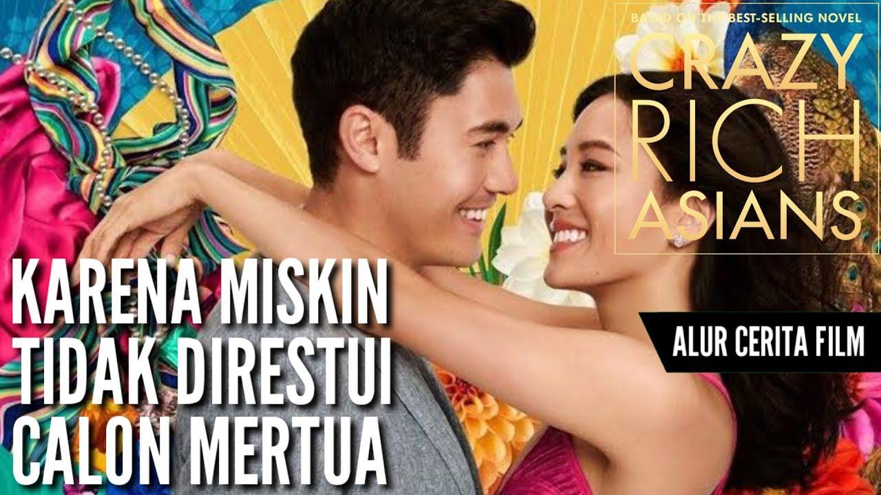 Alur Cerita Film Crazy Rich Asians 2018 Youtube