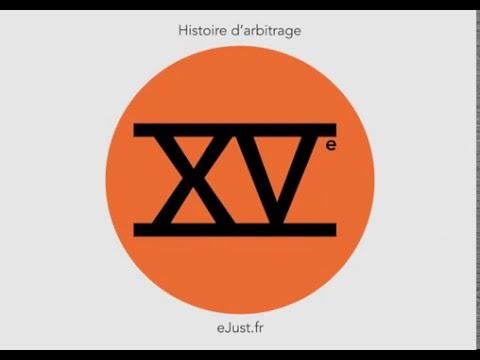 Histoire d'abitrage n°2 - L'arbitrage durant l'ère post-byzantine