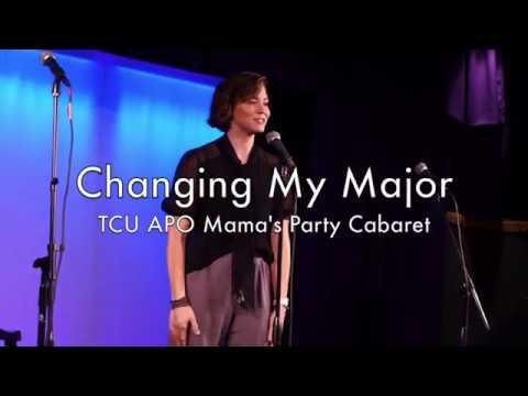 Changing My Major - Carroll Herring