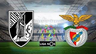 🔴 VITÓRIA SC 0-1 SL BENFICA (EM DIRETO) - Liga Nos 18ª Jornada RELATO