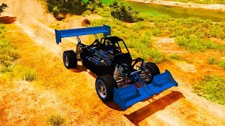 BeamNG Drive - MY NEW FAVORITE CAR MOD!