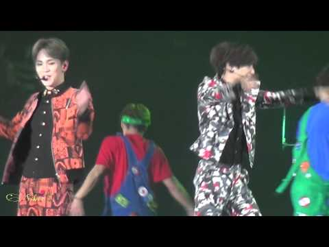 20141202 「SHINee World 2014 I'm your boy」Lucky Star Taemin focus