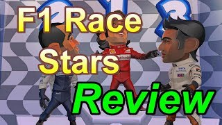 F1 Race Stars Review - Theje
