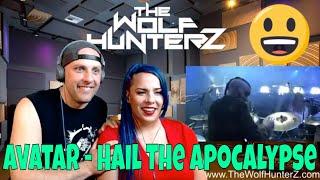 Avatar - Hail The Apocalypse (Live at Wacken Open Air 2015 / Proshot) THE WOLF HUNTERZ Reactions