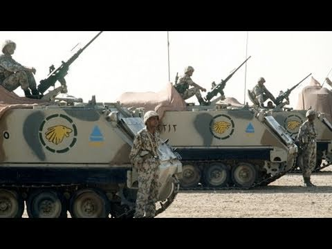 Egyptian Military Supports US Dominance In Region