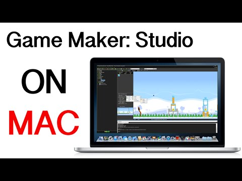 Game Maker Studio On Mac - Setup