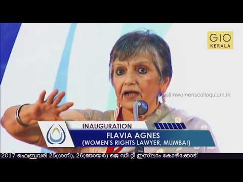 FLAVIA AGNES (Women's Rights Lawyer)