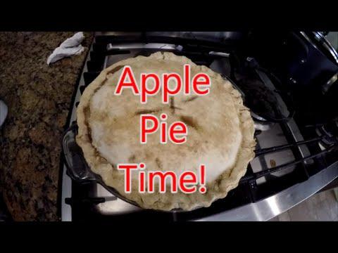 Rosie's Amazing Apple Pie...Let's Make One! Easy, Fast & Tasty!