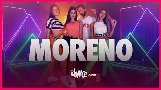 Moreno - Clau FitDance TV (Coreografia Oficial)
