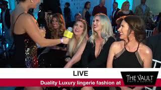Rougue Productions Duality Luxury Lingerie Fashion Show Delon Films Live Broadcasts 2018