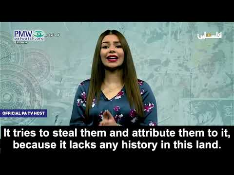 PA: Israel Steals Palestinian Falafel And Hummus To Create A History For Itself