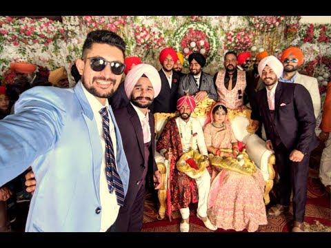 ਨਾਕਾ ਸਾਲੀਆਂ ਦਾ  (Punjabi Wedding Highlights) | Mani Punjab Canada Truck Driver Wedding