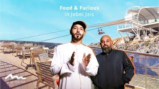 Fun, food and exciting adventures! Food x furious explore Ras Al Khaimah