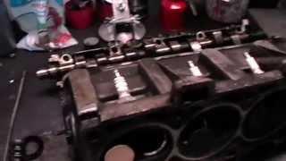 ваз 21099 ремонт двигателя часть 1