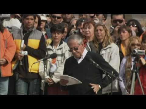 2007 Silo. Jornadas de inspiracion espiritual. Punta de Vacas.