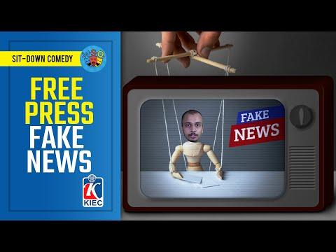 FREE PRESS WORLDWIDE, FAKE NEWS | Awenest Podcast Episode 58