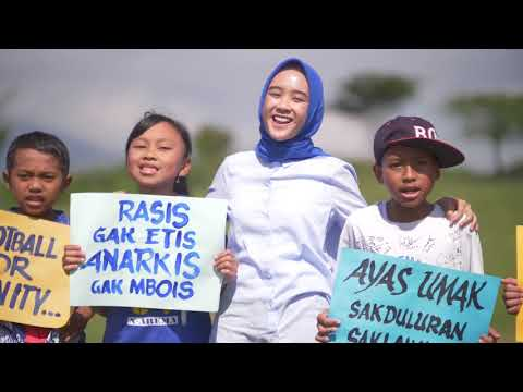 Darahku Biru Selalu - Official Music Video | OST. Satu Jiwa Untuk Indonesia (Darah Biru Arema 2)