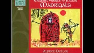 Josquin des Prés : La Déploration de Jehan Ockeghem - Alfred Deller & the Deller Consort