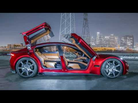 WOW AMAZING !!! Fisker EMotion EV and flexible solid state battery debut at CES