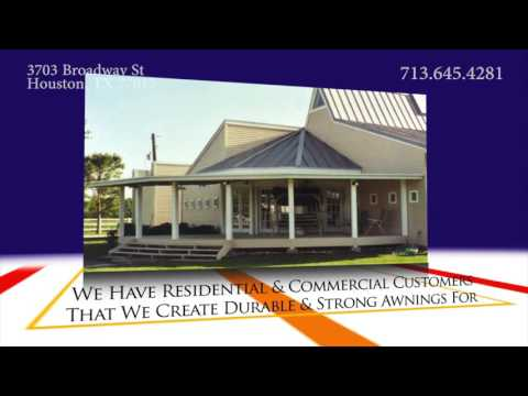 Awnings, Patio Covers and Carports in Houston, TX | ABC Awning Company