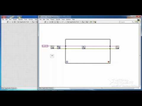 LabVIEW tutorial: Image acquisition #1