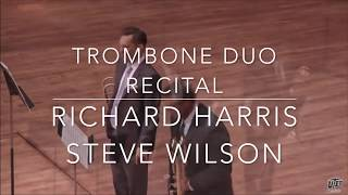 Trombone Duet Recital Excerpts