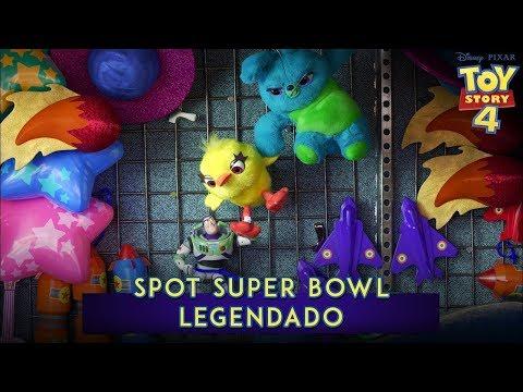 Trailer de TOY STORY 4 Pós-Super Bowl (Assista)