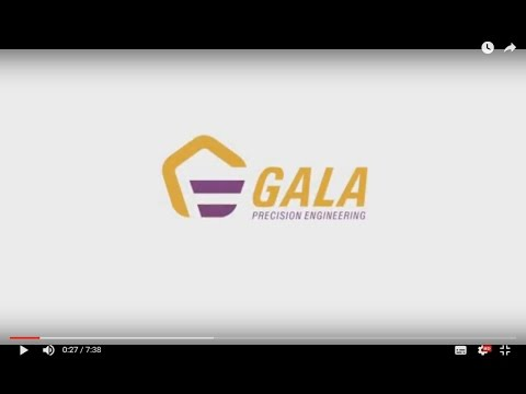 Gala Precision Engineering Corporate Video