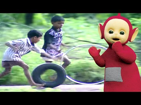 Thumbnail: Teletubbies | Rolling Wheels | India | 105 | Cartoons for Children