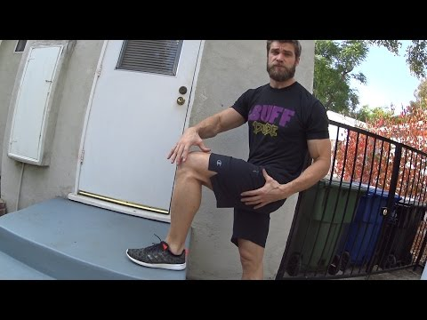 How to Perform Step Ups Exercise Tutorial