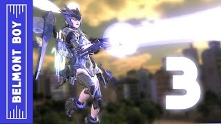 Adorable Jumping Spiders! - Earth Defense Force 4.1 Part 3 (Gameplay / Let's Play) - Belmont Boy