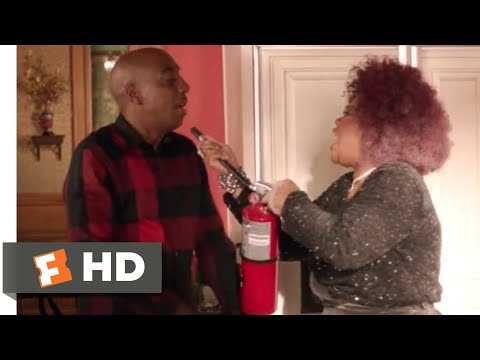 Almost Christmas (2017) - Blackaroni and Cheese Scene (6/10) | Movieclips