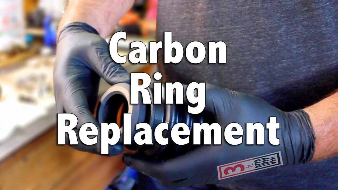 how to replace the carbon ring on your sea doo pwc [ 1280 x 720 Pixel ]