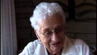 Frances M. Liberty, Lt. Colonel, US Army Nurse Corps, World War 2 - 1971, 2003 Interview