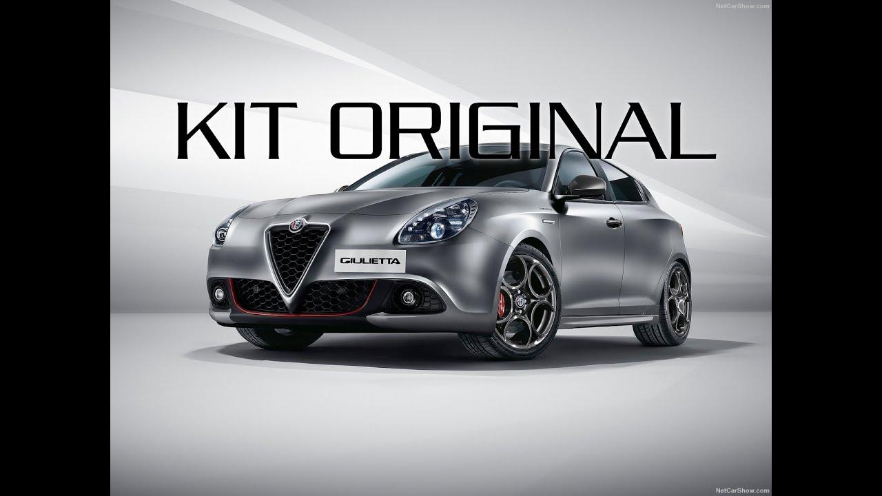 /Acier Aurilis S/érie de 2/Barres de Toit Green Valley Original Alfa Romeo Giulietta Depuis 2010/