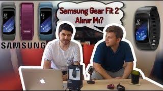 Samsung Gear Fit 2 Akıllı Bileklik İncelemesi   Alınır Mı?