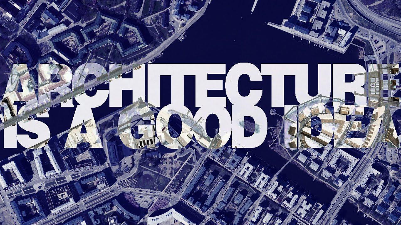Miasto w skandynawskim stylu | Architecture is a good idea