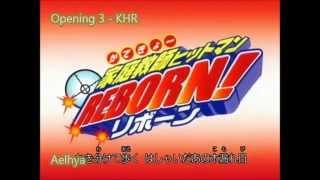 [Nightcore] Katekyo Hitman Reborn - Opening 3