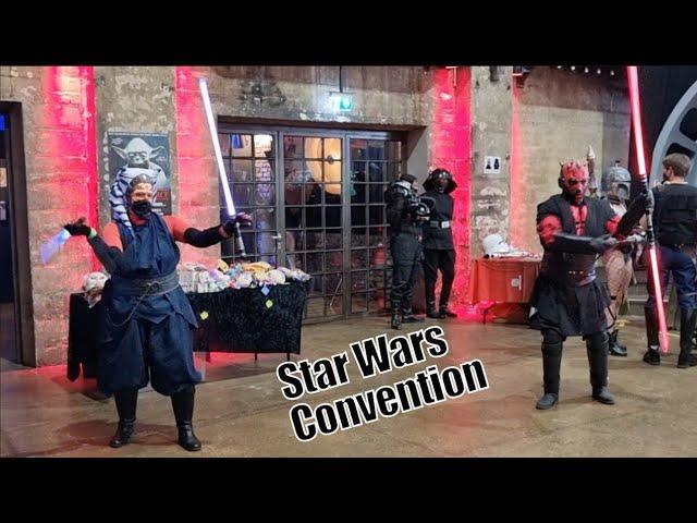 Auf der Star Wars Convention in Köln | Lego, Merchandise und vieles mehr eingekauft!