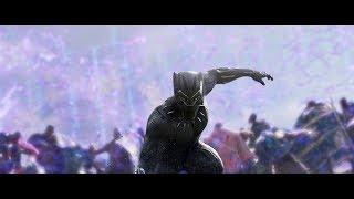 Клип Черная Пантера