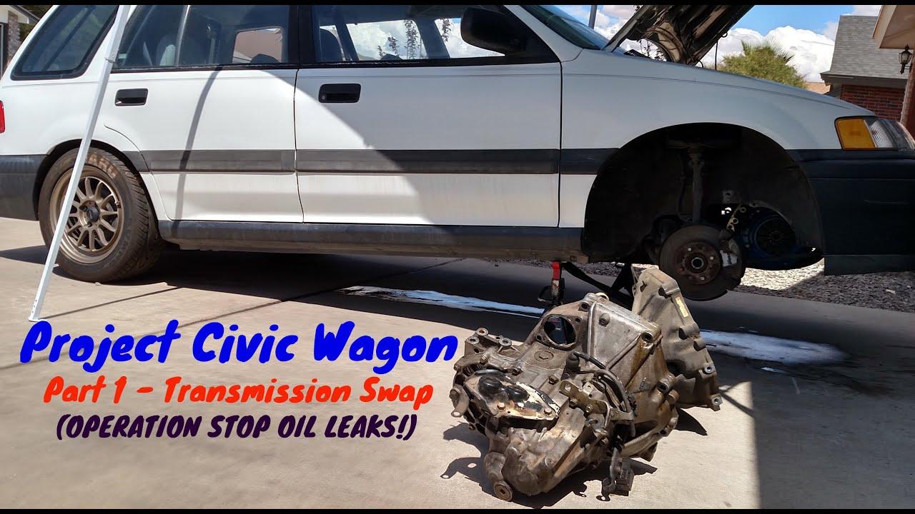 efcivic transmission clutch [ 1280 x 720 Pixel ]