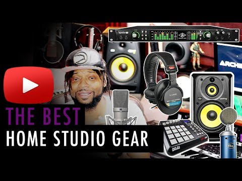 Best Home Studio Equipment | I'M AN AMAZON INFLUENCER